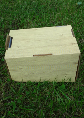 Artland Mosterei - Zubehör - Karton-Ausschankgestell