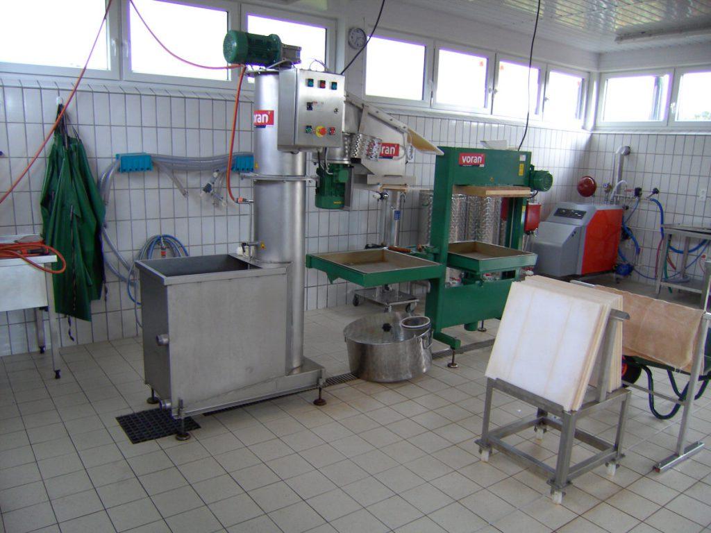 Artland Mosterei - Betrieb - Produktion